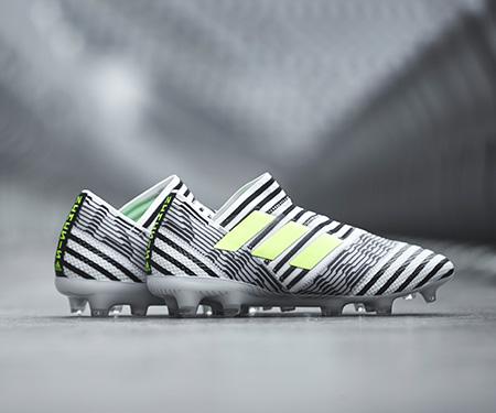 """Nemeziz 17: Adidas apresenta chuteira para jogadores de """"agilidade monstra"""""""