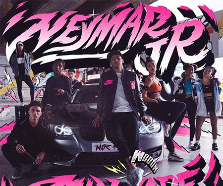 Mixtape de Neymar é lançada pela Nike para os boleiros ousados