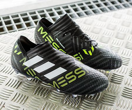 Nemeziz Messi 17 é lançada pela Adidas para o craque argentino