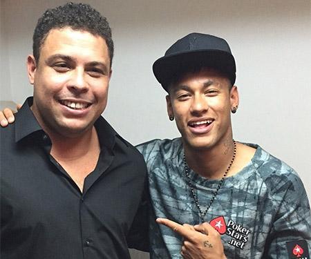 Chuteira de Neymar para 2018 será inspirada em Mercurial de Ronaldo