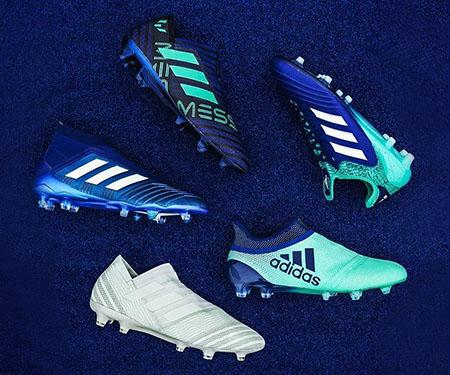 """Adidas lança pack """"Deadly Strike"""" para suas chuteiras"""