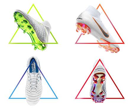 Just Do It pack: Nike apresenta chuteiras para a Copa do Mundo 2018