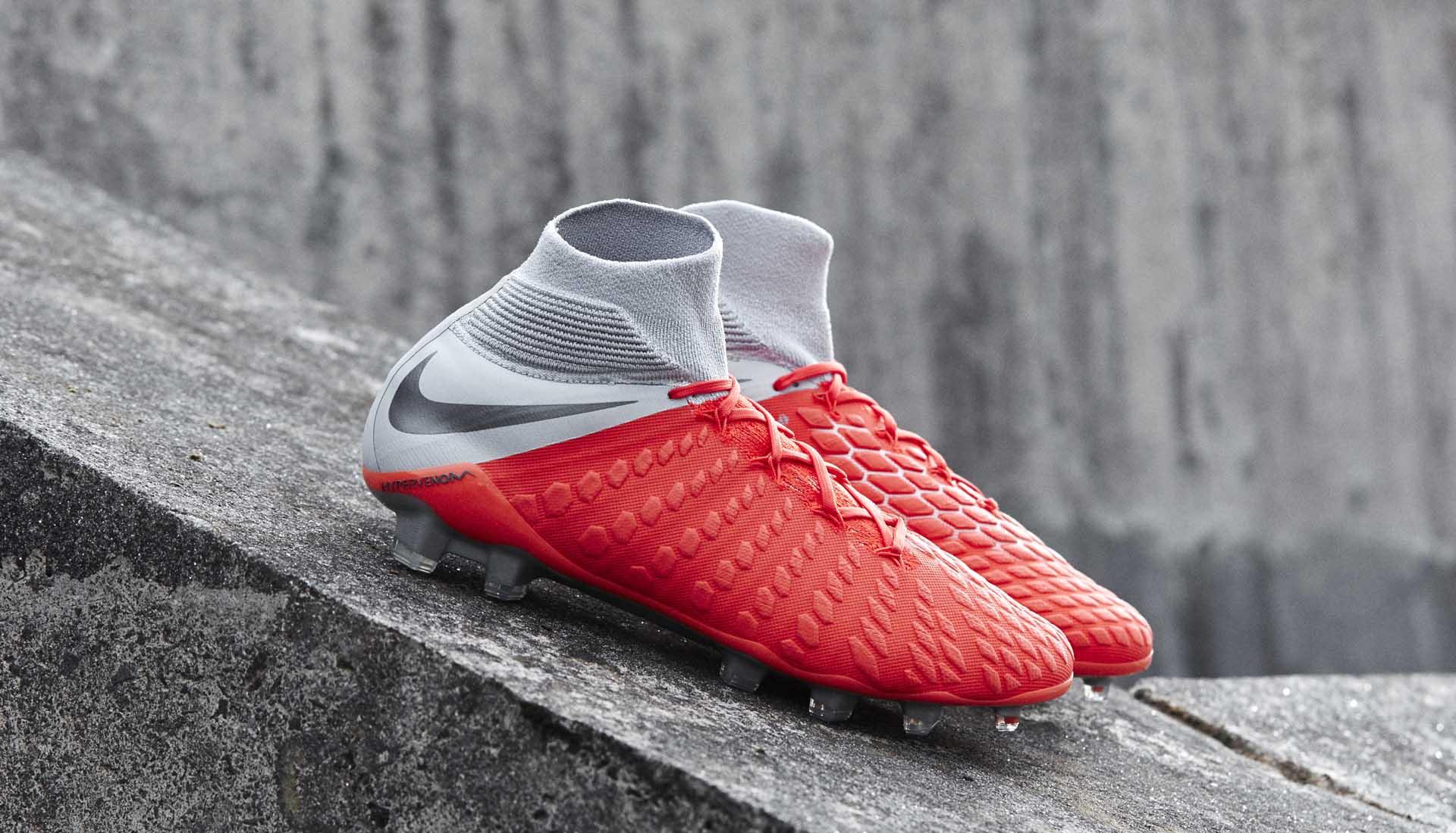 Nike lança novo pack Surgido do concreto para suas chuteiras