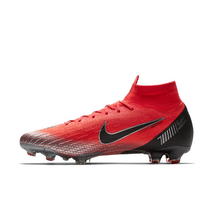 Nike apresenta último capítulo de chuteiras de Cristiano Ronaldo