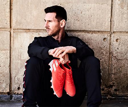 Adidas lança NEMEZIZ 19 com promessa de mais agilidade