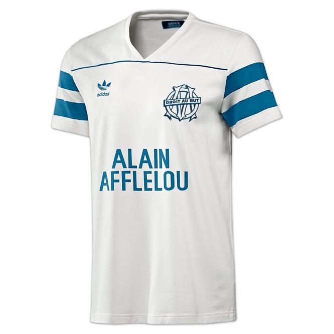 Camisa Olympique Marselha Adidas Originals