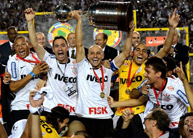 Corinthians Libertadores 2012