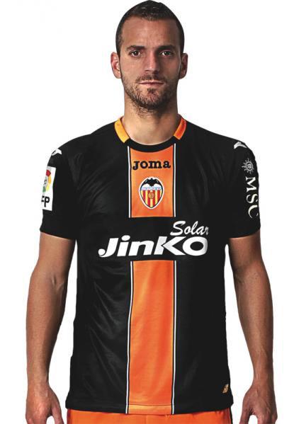Valencia - Joma - Third Kit 2012-2013 - Soldado