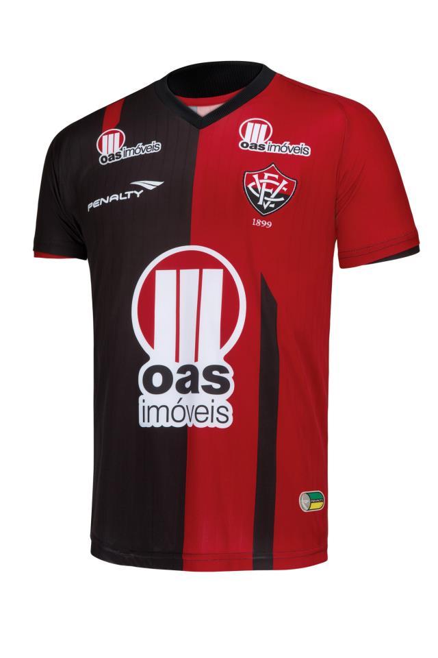 Vitoria camisa comemorativa acesso 2012
