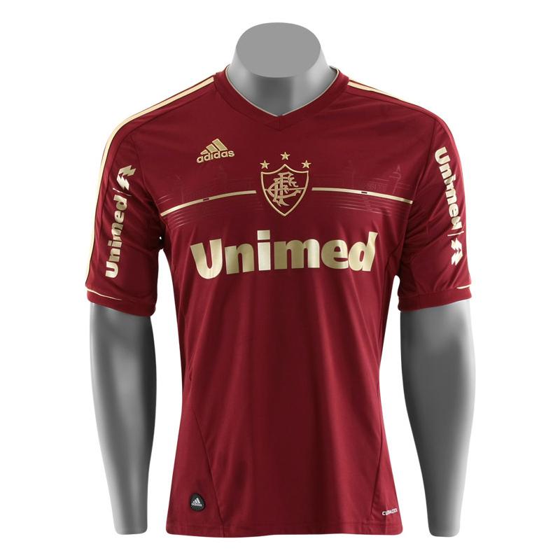 Camisa Grená Fluminense Adidas 2012