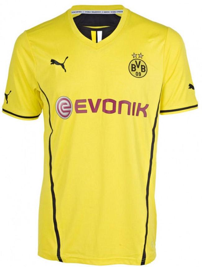 Provável camisa do Borussia Dortmund 2013/2014