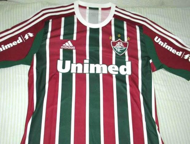 Camisa do Fluminense da Adidas para 2013