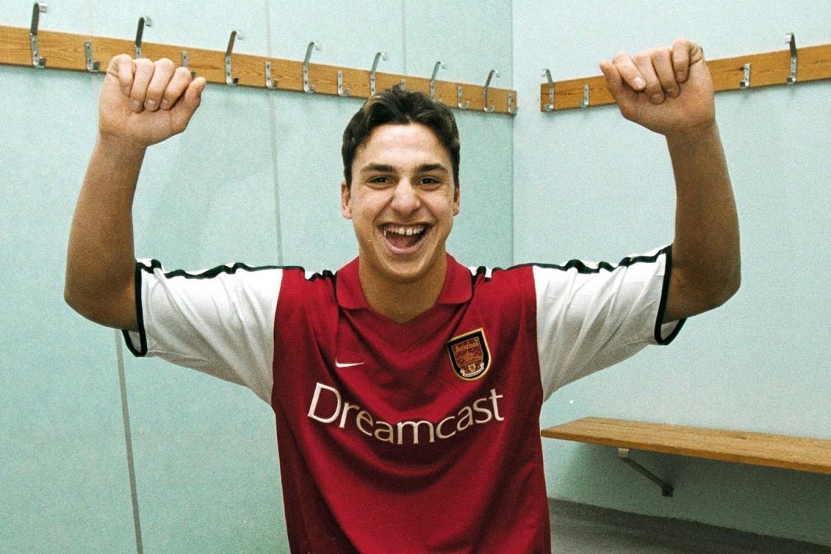 Ibrahimovic Arsenal