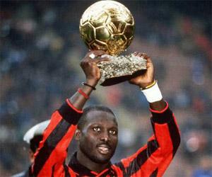 Top 5 melhores jogadores africanos da história