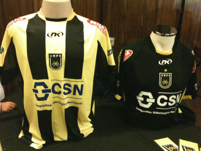 Camisa Volta Redonda NK 2013