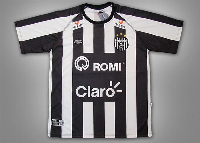 Camisa do União Barbarense feito pela Deffende para 2013