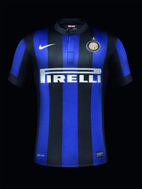 Camisas da Inter de Milao 2013-2014