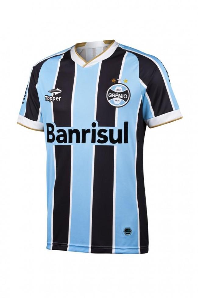 Gremio Camisa Libertadores 2013