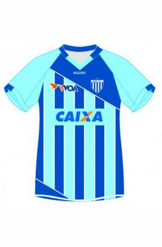 Camisa Avaí, Copa do Brasil, 2013