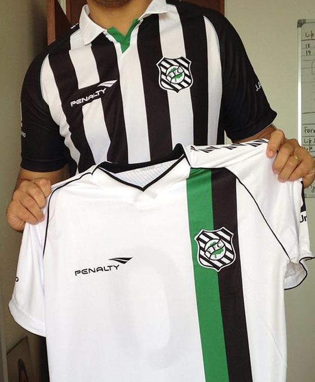 Camisas do Figueirense 2013 Penalty
