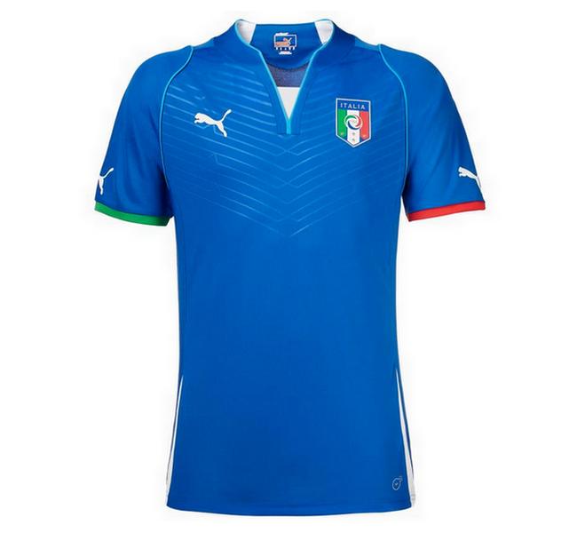 Camisa da Itália 2013, Puma, Copa das Confederações