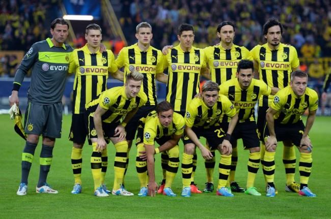 Camisas históricas - Borussia Dortmund