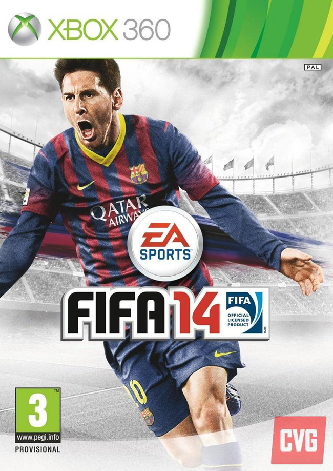 FIFA 14 Capa