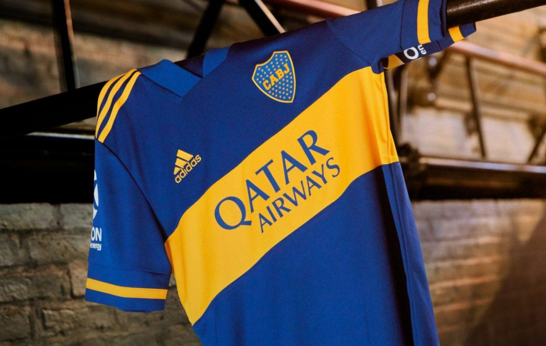História da camisa do Boca Juniors