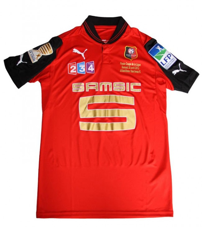 Stade Rennes FC 2013, Copa da França, Puma