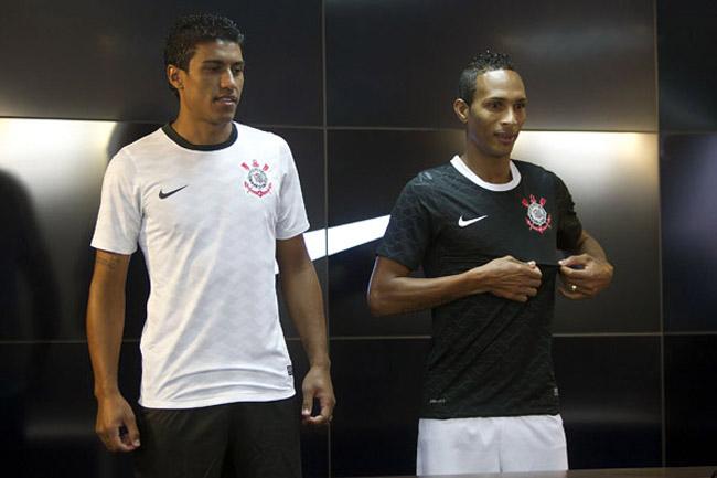 Camisa do Corinthians 2012