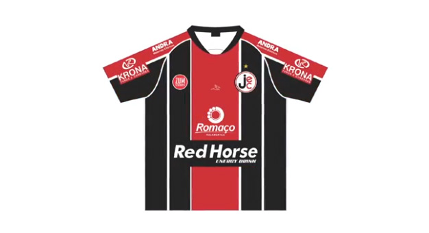 Camisa titular do Joinville 2013