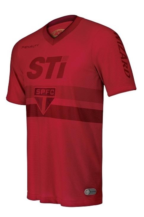 Camisa vermelha do São Paulo 2013