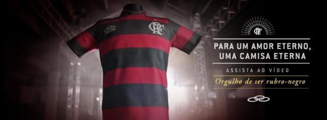 Olympikus e a camisa eterna do Flamengo
