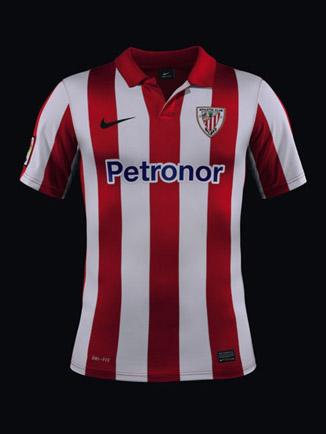 Camisas do Athletic Club Bilbao 2013-2014