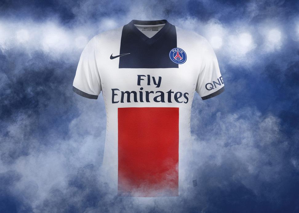 Camisa reserva do PSG 2013-2014