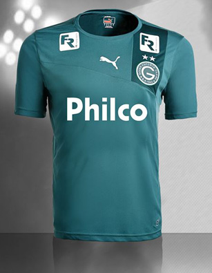 Camisas do Goias 2013 Puma