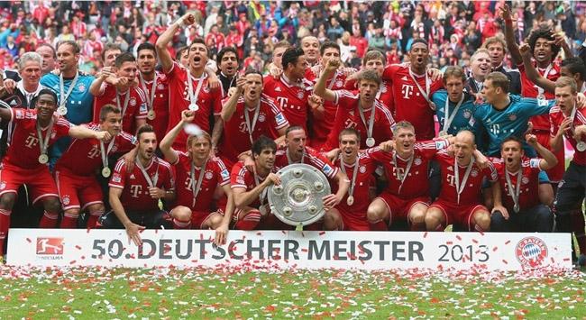Camisas históricas - Bayern de Munique