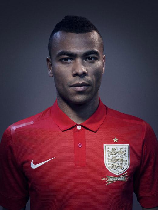 camisa reserva da Inglaterra 2013-2014