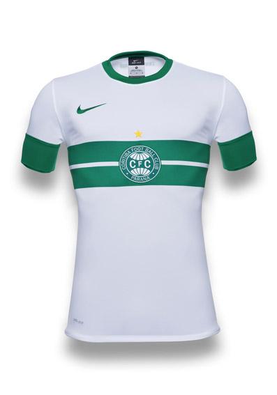 Camisa titular do Coritiba 2013-2014