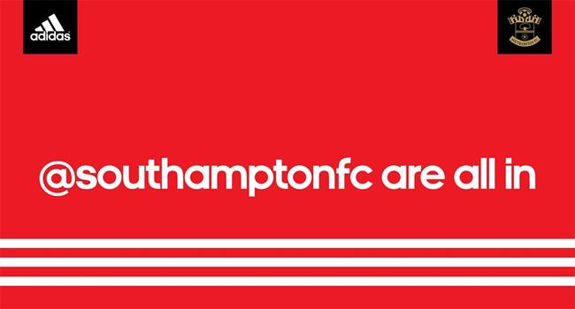 Southampton assina com a adidas
