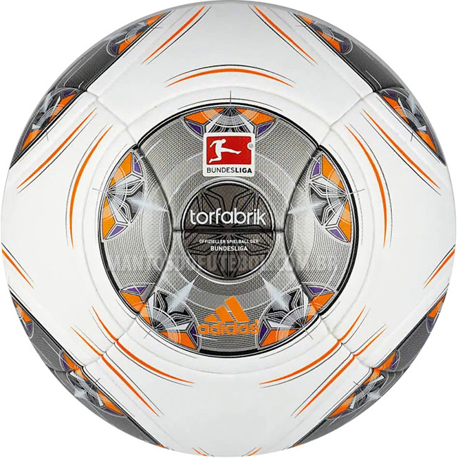 Torfabrik Adidas Bola da Bundesliga