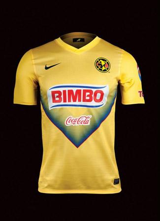 Camisa do America do México 2013-2014