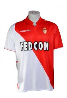 Camisa do Monaco 2013-2014