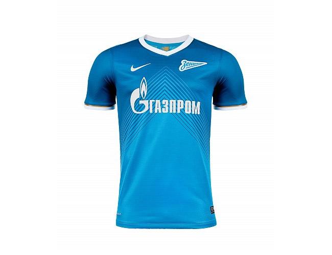 Camisa do Zenit 2013-2014