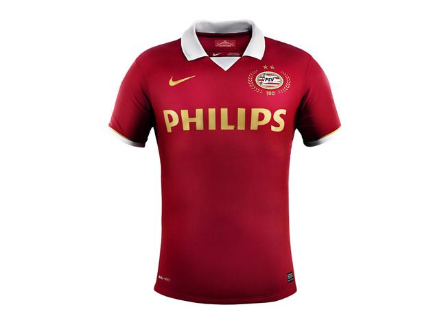 Camisa do centenario do PSV
