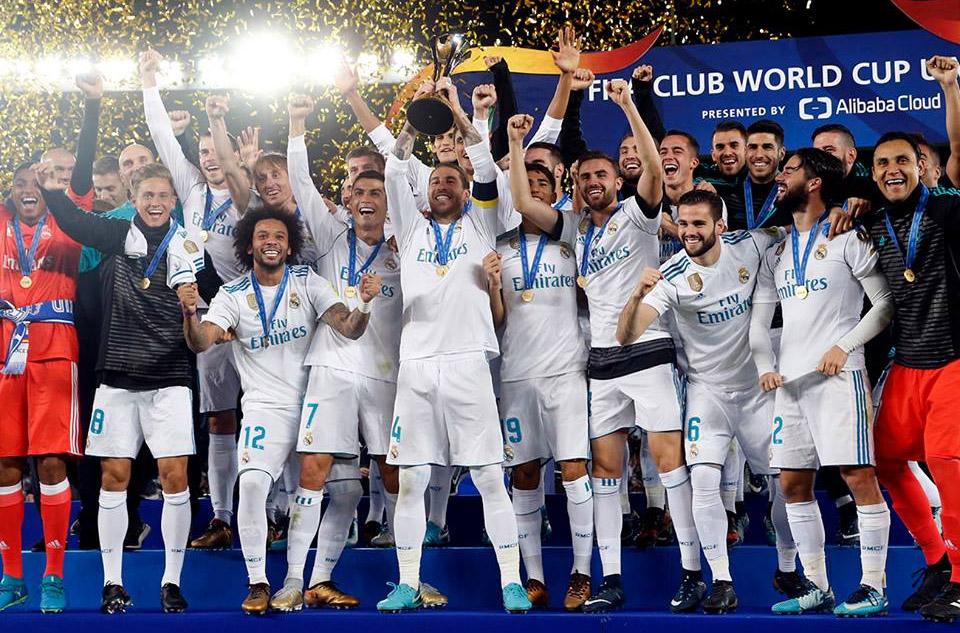 História da Camisa do Real Madrid