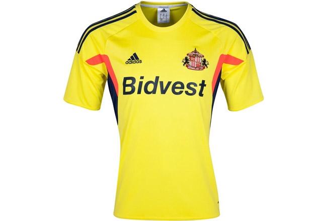 camisa reserva do sunderland 2013-2014