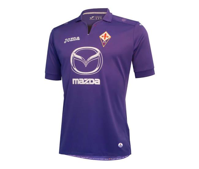 A Joma apresentou oficialmente as novas camisas da Fiorentina 2013-2014