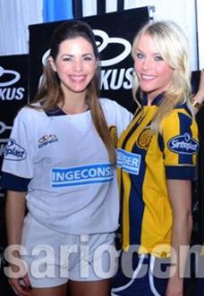 Camisas do Rosario Central 2013-2014