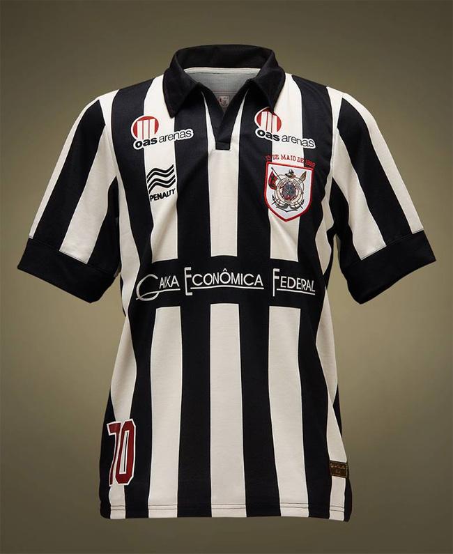 Camisa do Vitória Raízes 2013